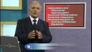 MTH603 Numerical Analysis