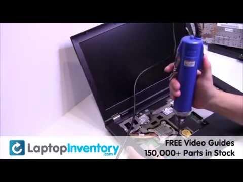 IBM Lenovo T420 T410 Fan Motherboard Replacement Thinkpad   Heatsink Laptop Install Replace #1