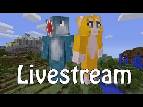 Game | Minecraft Livestream With Stampylongnose | Minecraft Livestream With Stampylongnose