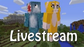 Game | Minecraft Livestream With Stampylongnose | Minecraft Livestream With Stampylongnose