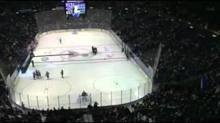 """St. Louis Blues fans chant """"Kroenke Sucks!"""""""
