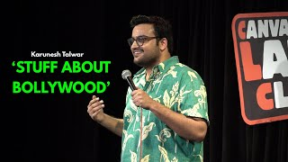 Stuff About Bollywood | Stand Up Comedy by Karunesh Talwar