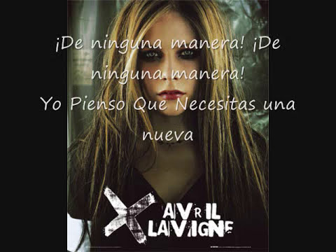 Girlfriend [EXPLICIT] (Traducida Al Español) - Avril Lavigne