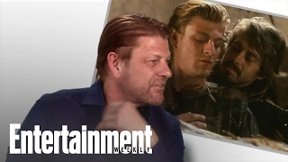 Firsts & Worsts With Sean Bean | Entertainment Weekly