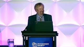 Hal Pashler: Psychonomic Society 59th Annual Meeting Keynote Address (2018)
