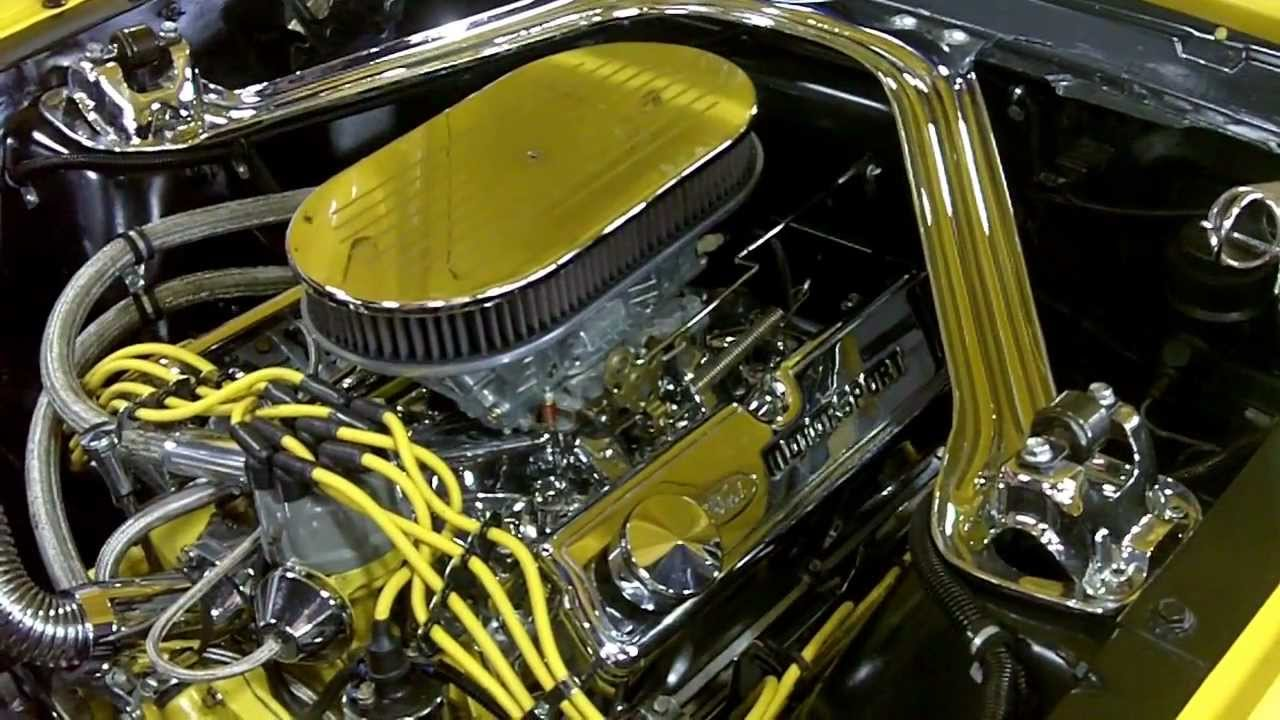 1965 Ford Mustang Coupe Classic Muscle Car For Sale In Mi