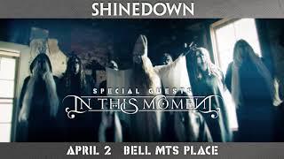 Download Lagu Shinedown at Bell MTS Place - April 2, 2018 Gratis STAFABAND