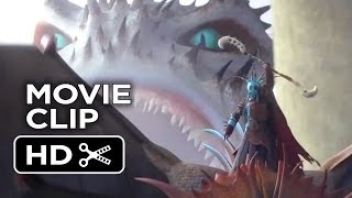How To Train Your Dragon 2 Movie CLIP - Catching Up With Mom (2014) - Gerard Butler Sequel HD