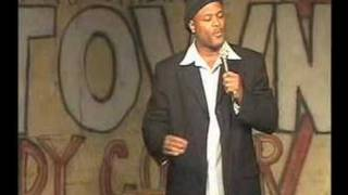 Comedian Booed Off Stage