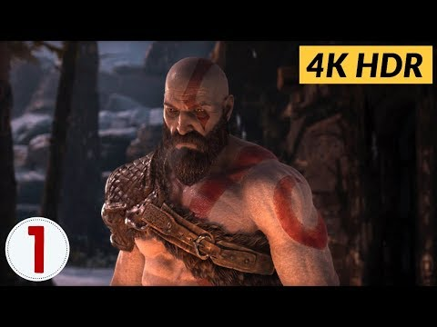 Sweet Home. Ep.1 - God of War 2018 [4K HDR] thumbnail