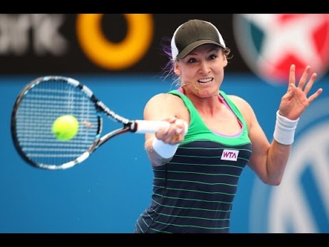 2014 Apia International Sydney Day 3 WTA Highlights