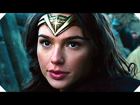 WONDER WOMAN (Gal Gadot, 2017) - Official TRAILER # 2