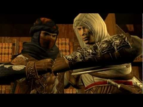 ASSASSIN'S CREED vs PRINCE OF PERSIA HD