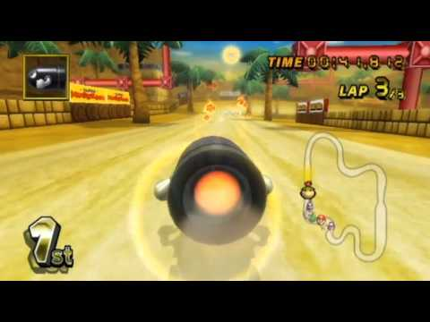 Mario Kart Wii - - Online Races 50: Thanks for the Memories