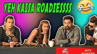 ROADIES is Dangerous For You 😂😂 | Funny Roadies Roast | Why it Sucks Ep - 48