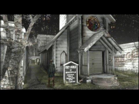 Blair Witch Project: Rustin Parr - Pastor Ascot