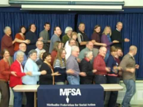 MFSA Love Train Video
