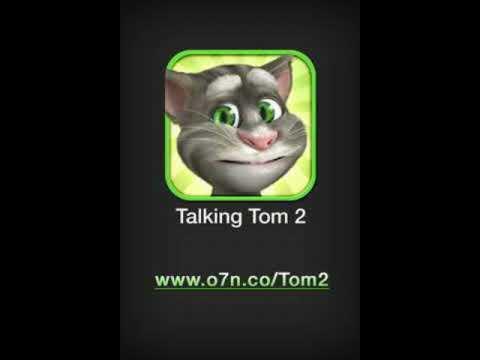 Talking Tom Cat - Música como eu posso vomitar batata se eu comi repolho