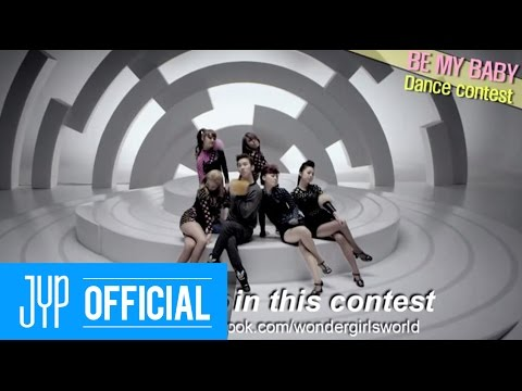2PM & Jo Kwon &Wonder Girls - Be My Baby Dance