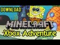 Minecraft (Xbox 360) - Spongebob Bikini Bottom World - (w/ Download)