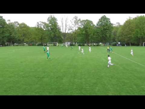 Sestřih branek U15 FCB - Karviná 2:0 (0:0)