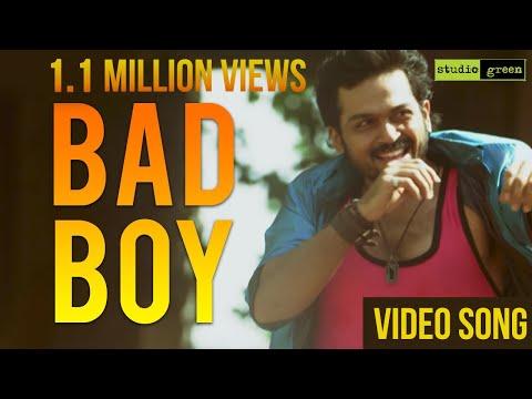 Alexpandian Bad boy Video Song