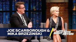 Trump Unfollowed Morning Joe Co-Hosts Joe Scarborough and Mika Brzezinski on Twitter