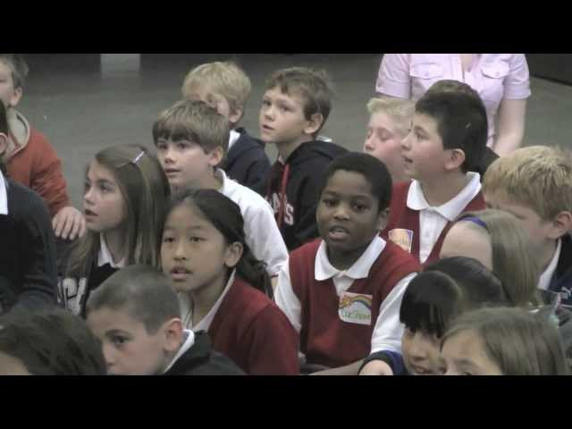Ascension / Holy Name of Jesus student exchange