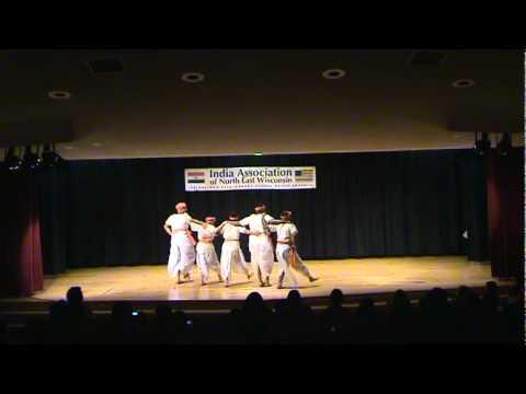 IANEW India Nite - 2012 Marathi Folk Dance Medley