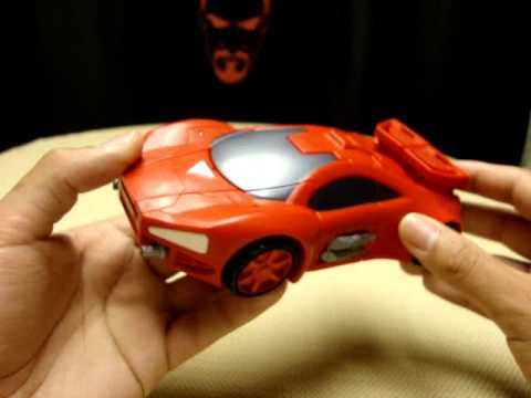 Marvel Crossovers IRON MAN(car mode): EmGo's Transformers Reviews 'N Stuff