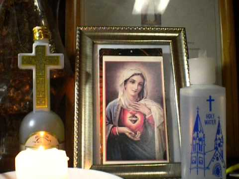 678/2000 AVE MARIA(in silence)/Spiritus Sancti/cover