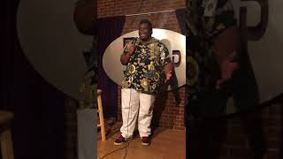 Stephen Walker Stand Up Comedy Performance at the Drop Comedy Club
