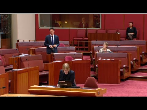 Foreign Fighters Bill being shotgunned through the Senate without scrutiny