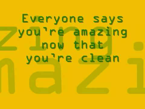 Seal - Amazing (lyrics)