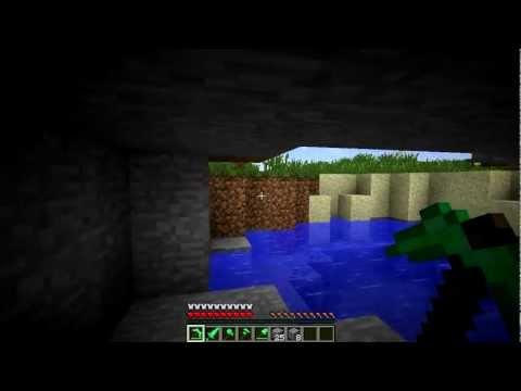 Espadas. Armadura y Herramientas de Esmeralda! [ Minecraft 1.3.1 Mod Review/Comentario ]