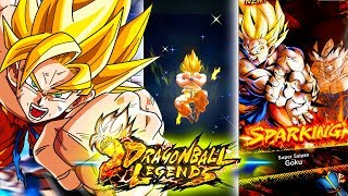 Dragon Ball Legends: 2000 FREE CRYSTALS! INSANE DOUBLE SPARKING SUMMONS! FIRST EVER SUMMONS!