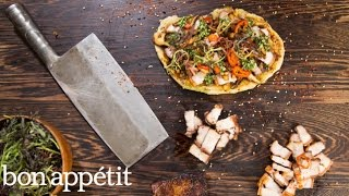 BBQ Pork Belly Pizza | Kitchen Lab
