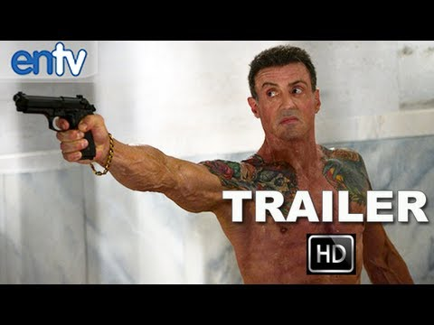 Bullet to the Head Official Trailer [HD]: Sylvester Stallone VS Conan's Jason Momoa