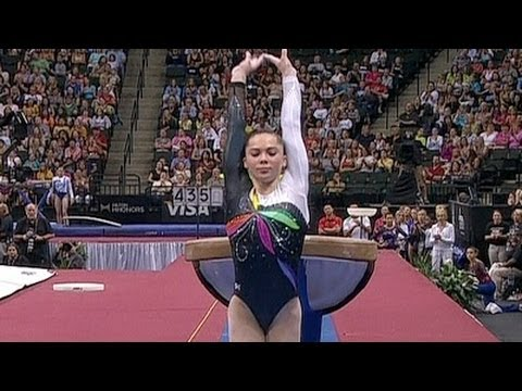 McKayla Maroney, 1st on Vault 2011 Visa Championships