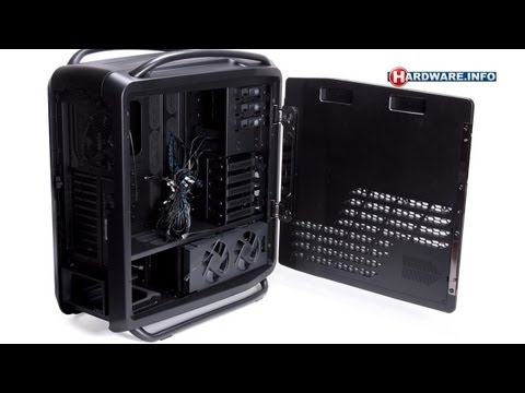 Cooler Master Cosmos II behuizing - Hardware.Info TV (Dutch)