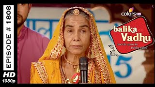 Balika Vadhu - ?????? ??? - 3rd February 2015 - Full Episode (HD)