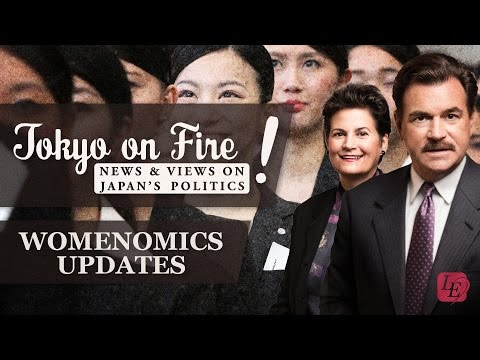 PM Abe Drops Womenomics Target | Tokyo on Fire