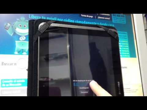 Liberar samsung tab 2 10 1 p5100 por imei movical net - Movical net liberar ...