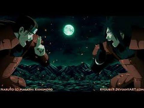 Madara Uchiha  Vs Hashirama Senju Amv video