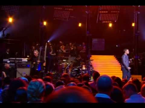 Robbie Williams Video Killed the Radio Star LIVE