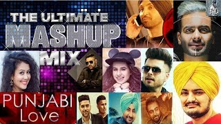 Punjabi Non-Stop (DJ-AKELA) | Club & Party Mix | With Bollywood and English | Latest Songs 2018