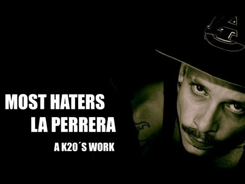 MOST HATERS LA PERRERA PROMO 2013 D.C.