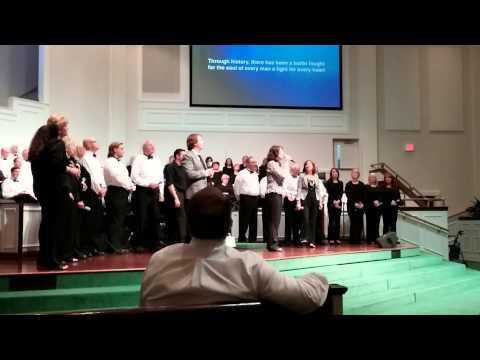 Central Baptist Church, Cliff Duren & Overflow - 09/29/2014