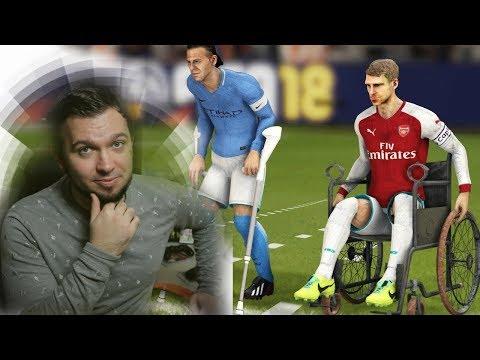 САМЫЕ МЕДЛЕННЫЕ ИГРОКИ FIFA 18