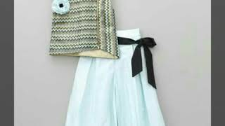 Baby girl dress # plazzo palazo pant designs # party dress # ethnic wear # ruffled dress 2018 - 2019